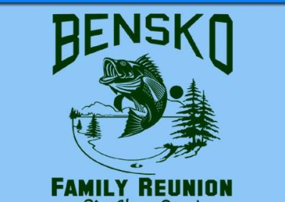 Bensko Family Reunion, Blue Haven Resort, Branson, MO