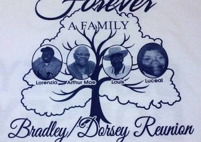 Bradley-Dorsey Reunion, Chicago, IL (Back)