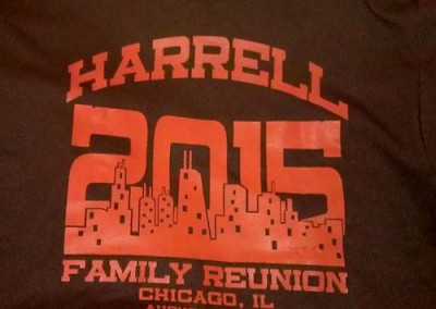 Harrell Family Reunion, Chicago, IL