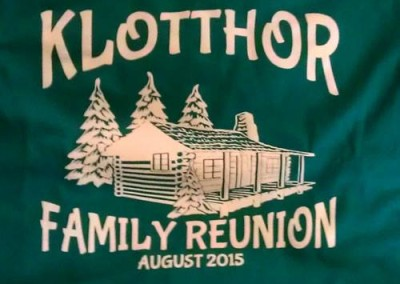 Klotthor Family Reunion, CO