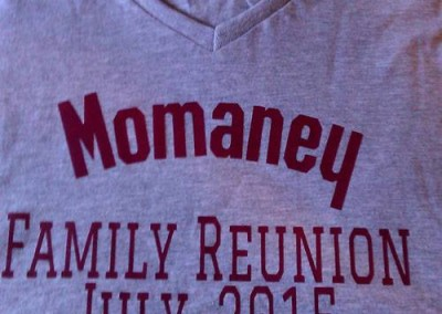 Momaney Family Reunion