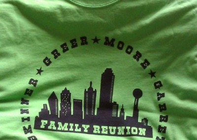 Skinner-Greer-Moore-Garrett, Family Reunion, Dallas TX