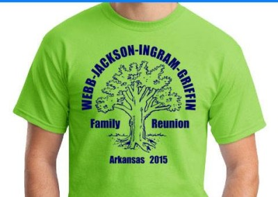 Webb-Jackson-Ingram-Griffin Family Reunion, Arkansas